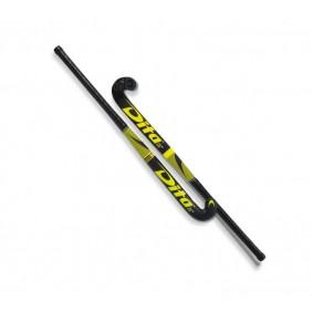 Dita - Hockey sticks - kopen - Dita Fibertec C40 Mid Bow Yellow