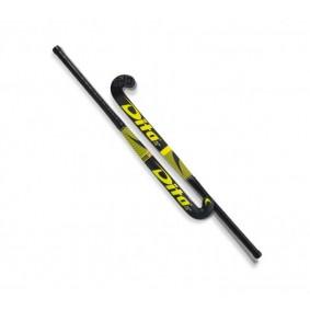 Dita - Hockey sticks - kopen - Dita FiberTec C45 Low Bow Yellow