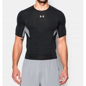 Hockey clothes - Thermo clothes - kopen - Under Armour HeatGear CoolSwhitech Compression – Black