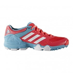 Adidas shoes - Fieldhockey outlet - Hockey shoes - kopen - Adidas AdiPower III Pink Light Blue 2017 Edition | 25% DISCOUNT DEALS