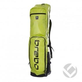 Hockey bags - Stick bags - kopen - Brabo Stickbag Textreme Lime/Black