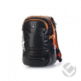 Backpacks - Hockey bags - kopen - Brabo Backpack Senior Textreme Black/Orange