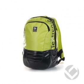 Backpacks - Hockey bags - kopen - Brabo Backpack Junior Textreme Lime/Black