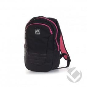 Backpacks - Hockey bags - kopen - Brabo Backpack Junior Traditional Black/Pink