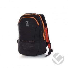 Backpacks - Hockey bags - kopen - Brabo Backpack Senior Traditional Black/Orange