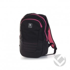 Backpacks - Hockey bags - kopen - Brabo Backpack Senior Traditional Black/Pink