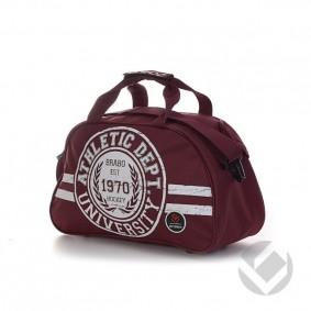 Hockey bags - Shoulder bags - kopen - Brabo Shoulderbag Athletic dept. Burgundy | 25% DISCOUNT DEALS