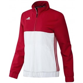 Hockey clothes - Training jackets - kopen - Adidas T16 Team Jacket Women Red