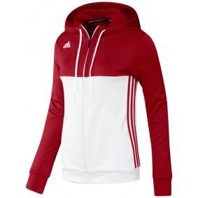 Hockey clothes - Hockey sweaters - kopen - Adidas T16 Hoody Women Red