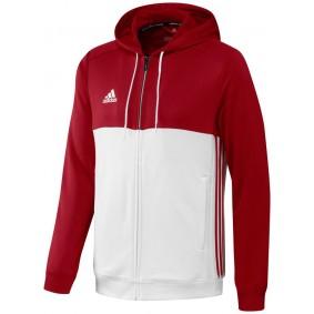 Hockey clothes - Hockey sweaters - kopen - Adidas T16 Hoody Men Red