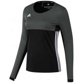 Hockey clothes - Hockey shirts - kopen - Adidas T16 Climacool Long Sleeve Tee Women Black