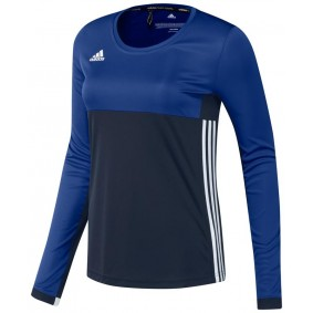 Hockey clothes - Hockey shirts - kopen - Adidas T16 Climacool Long Sleeve Tee Women Navy