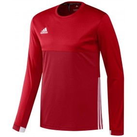 Hockey clothes - Hockey shirts - kopen - Adidas T16 Climacool Long Sleeve Tee Men Red