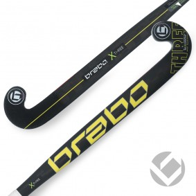 Brabo - Hockey sticks - kopen - Brabo TeXtreme X-3 Low Bow
