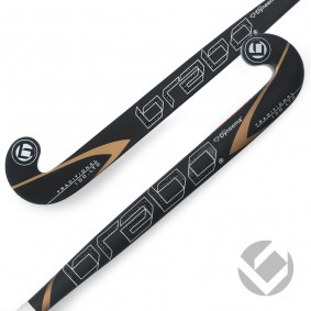 Brabo - Hockey sticks - kopen - Brabo Traditional Carbon 100 LTD Dyneema Low Bow
