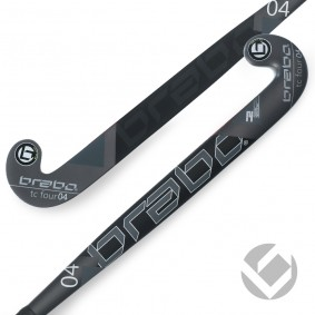 Brabo - Hockey sticks - kopen - Brabo Tribute TC-4.24 Black / White