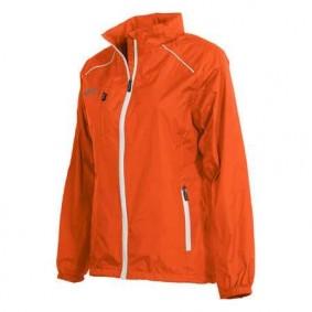 Hockey clothes - Training jackets - kopen - Reece Breathable Tech Jacket women orange