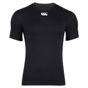 Hockey clothes - Hockey shirts - kopen - Canterbury Cold Short Sleeve men black