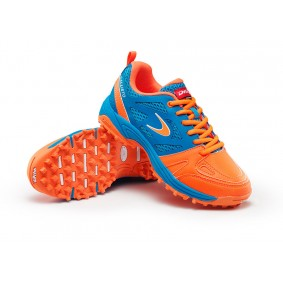 Dita shoes - Hockey shoes - Junior hockey shoes - kopen - Dita Callisto blue/orange