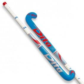 Dita - Hockey sticks - Junior - kopen - Dita FX R10 Junior bluesilver red
