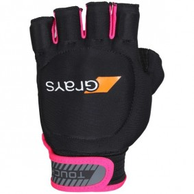 Hockey gloves - Protection - kopen - Grays Touch Glove left pink
