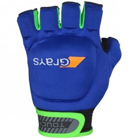 Hockey gloves - Protection - kopen - Grays Touch Glove left blue/green