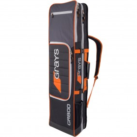 Hockey bags - Stick bags - kopen - Grays GR800 Stickbag black/ orange