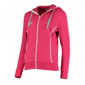 Hockey clothes - Hockey sweaters - kopen - Reece Kate Hooded Sweater Full Zip navy pink