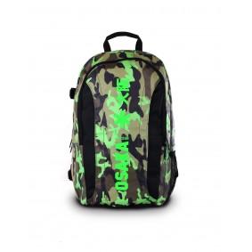 Backpacks - Hockey bags - kopen - Osaka SENIOR LARGE BACKPACK – FANCY CAMO / GREEN