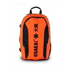 Backpacks - Hockey bags - kopen - Osaka SENIOR LARGE BACKPACK – ORANGE / BLACK | 25% DISCOUNT DEALS