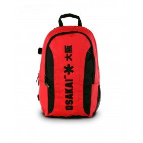 Backpacks - Hockey bags - kopen - Osaka SENIOR LARGE BACKPACK – RED / BLACK | 25% DISCOUNT DEALS