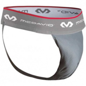 Injury prevention - kopen - Mcdavid HexMesh supporter with flexcup 3300