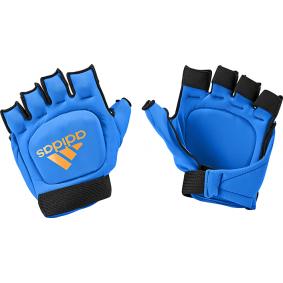 Hockey gloves - Protection - kopen - Adidas Hockey OD Glove Blue Orange