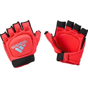 Hockey gloves - Protection - kopen - Adidas Hockey OD Glove Pink Light Blue