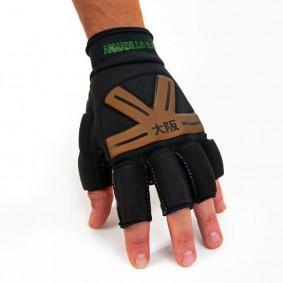 Hockey gloves - Protection - kopen - Osaka Armadillo Glove Black/Gold sale