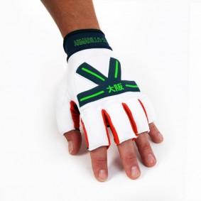 Hockey gloves - Protection - kopen - Osaka Armadillo Glove White/Orange/Navy sale
