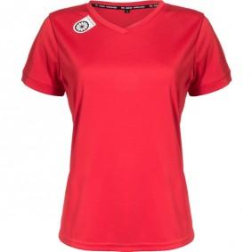 Hockey clothes - Hockey shirts - kopen - The Indian Maharadja Women Tech Shirt Red