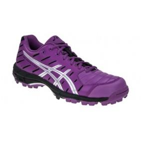 Asics shoes - Fieldhockey outlet - Hockey shoes - kopen - Asics-Gel Hockey Neo Women purple/black (SALE)
