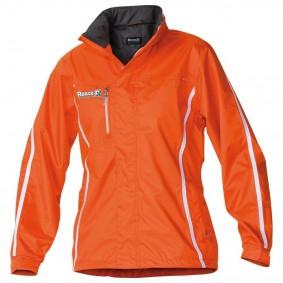 Fieldhockey outlet - Hockey clothes - Training jackets - kopen - Reece Breathable Comfort Jacket Ladies orange SR (SALE)
