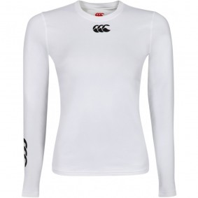 Hockey clothes - Thermo clothes - kopen - Canterbury Cold Long Sleeve Top women white