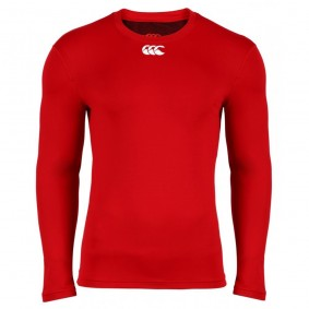 Hockey clothes - Hockey shirts - kopen - Canterbury Cold Long Sleeve Top men red