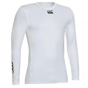 Hockey clothes - Thermo clothes - kopen - Canterbury Cold Long Sleeve Top men white