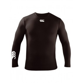Hockey clothes - Hockey shirts - kopen - Canterbury Cold Long Sleeve Top Junior black