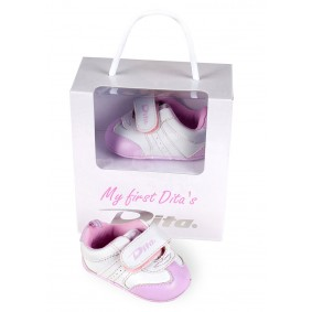 "Gifts and gadgets - Hockey accesories - kopen - Dita Babyshoes ""My First Dita's"" Pink"
