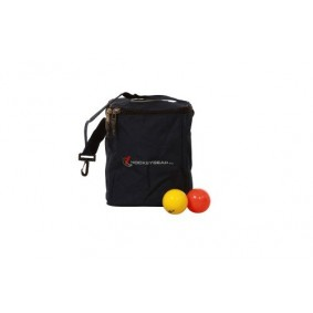 Hockey accesories - Referee, coach and trainer - kopen - Hockeygear.eu hockeyballs bag for 24 balls navy