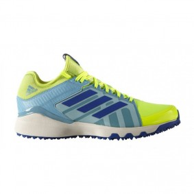 Adidas shoes - Hockey shoes - kopen - Adidas Hockey Lux Yellow-Light Blue