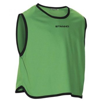 Stanno green sports bibs. Normal price: 6.2. Our saleprice: 4.95