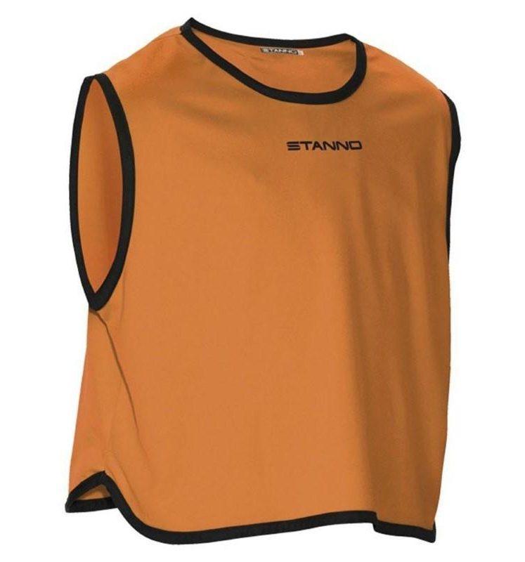 Stanno orange sports bibs. Normal price: 6.2. Our saleprice: 4.95