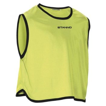 Stanno yellow sports bibs. Normal price: 6.65. Our saleprice: 5.30