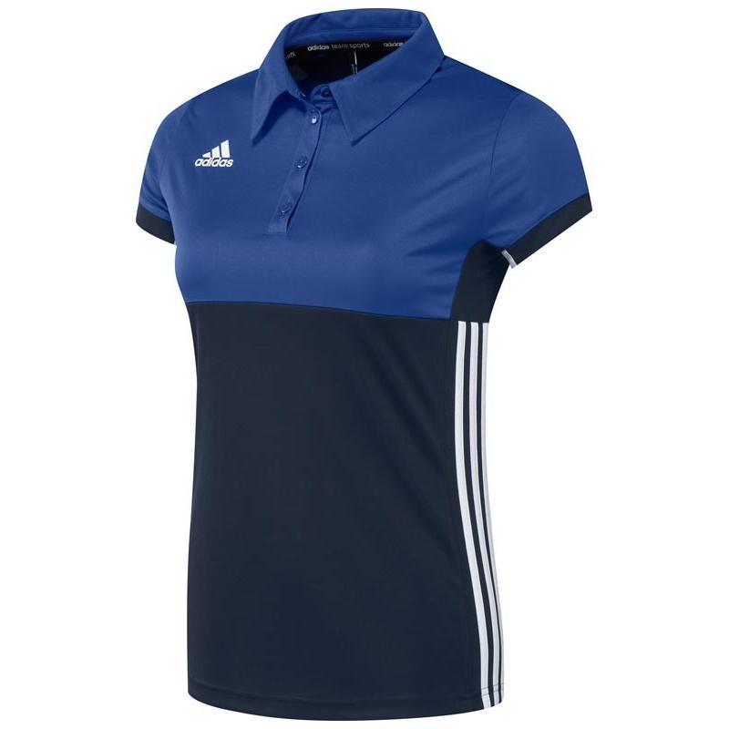 New Adidas T16 Womens Polo Tee T Shirt Sports Ladies Hockey Training Top £40